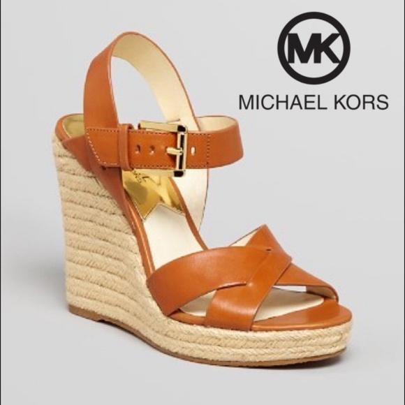 3e99e6fb787 Michael Kors Viola Espadrille heels